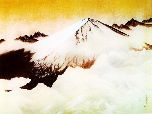 大観 富士 500