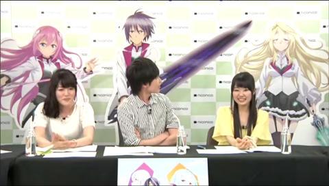 TVアニメ「学戦都市アスタリスク」ファーストミーティング