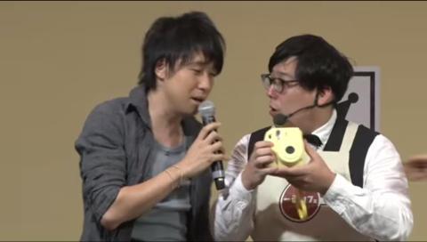 【キャラホビ2015】 バンプレストレポート DAY1 ゲスト:鈴村健一