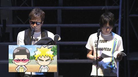 「弱虫ペダル」シリーズ Blu-ray&DVD 3カ月連続リリースPV