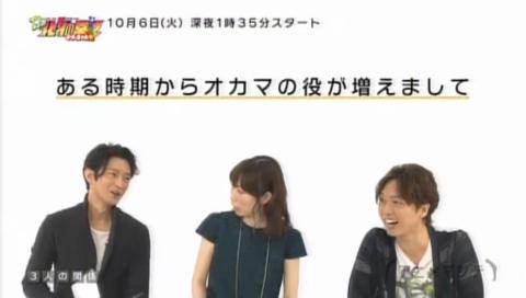 【1週間限定】アニメマシテ スペシャル 2015年9月28日(月)放送分