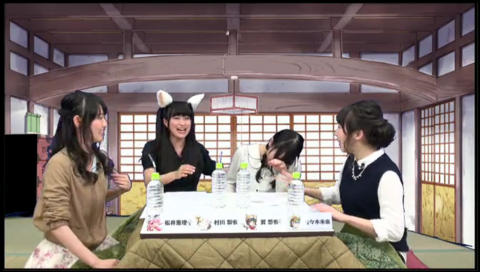 TVアニメ「えとたま」ニコニコ生放送 干支~ク!【記憶失ってしまった干支娘(仮)】