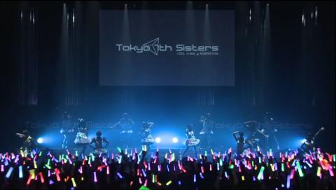 Tokyo 7th シスターズ - 1st Anniversary Live Blu-ray/DVD 「H-A-J-I-M-A-L-I-V-E-!!」ダイジェスト