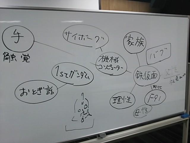 ガンダム勉強会 F91  キーワード