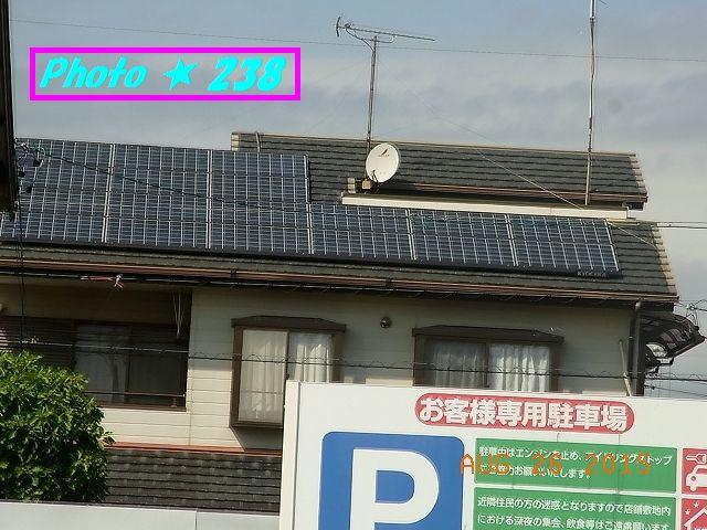 我が家のソーラー発電