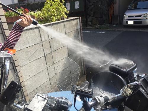洗車006