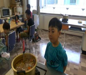 カレー作り 早く食べたい 飛翠_convert_20150825102308