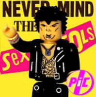 NEVER MIND THE SEX PISTOLS