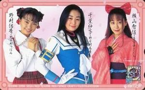 花咲く乙女メインキャスト