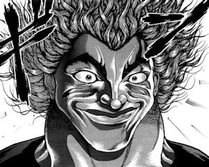勇次郎の笑顔