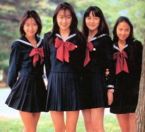 学園四大美女