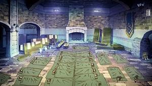 全滅する砦