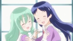 鈴とサヨちゃん