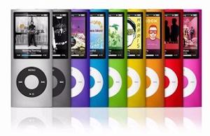 第4世代 iPod nano