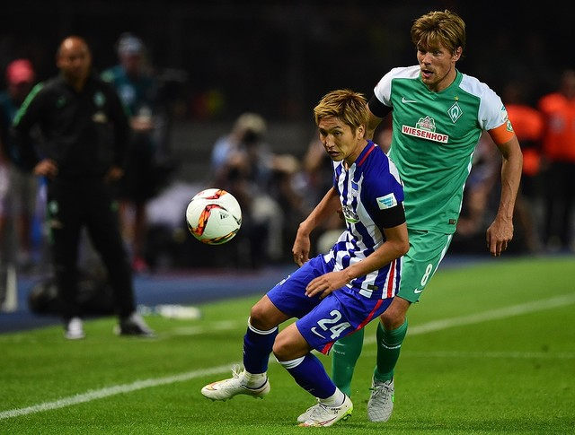haraguchi genki Bremen 1-1