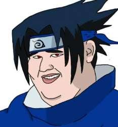 uchiha sasuke uchida atsuto