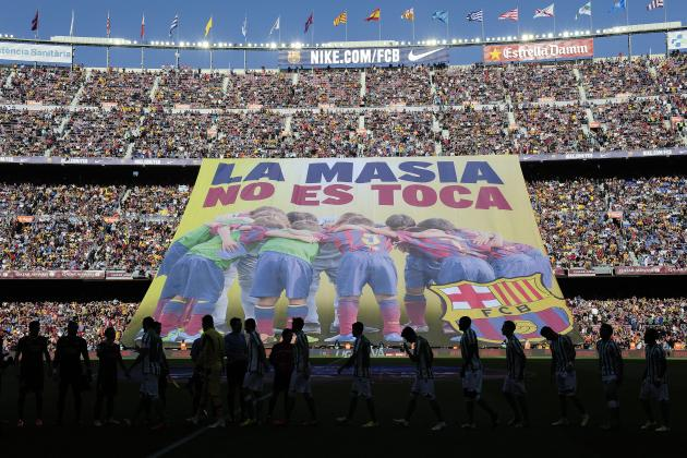 FIFA inform Barça that the kids in question cant even train or live at La Masia
