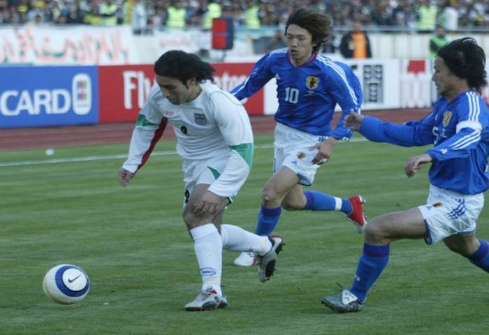 JFA have confirmed that Japan will play a friendly away v Iran on October