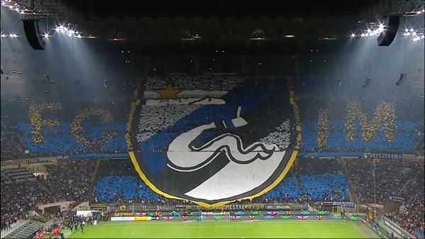 Internazionale 1 - 0 Milan garin