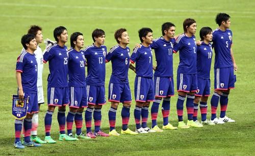 AFC U23 Championship Qatar 2016 japan squad