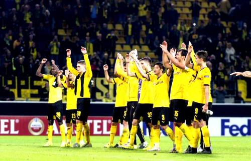Dortmund - FK Krasnodar 2 - 1