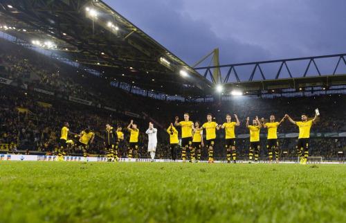 Borussia Dortmund past Bayer Leverkusen 3_0