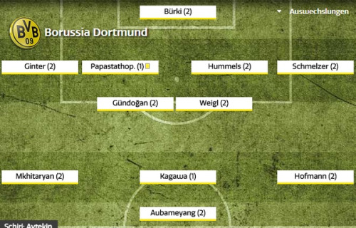 bild Borussia Dortmund past Bayer Leverkusen 3_0