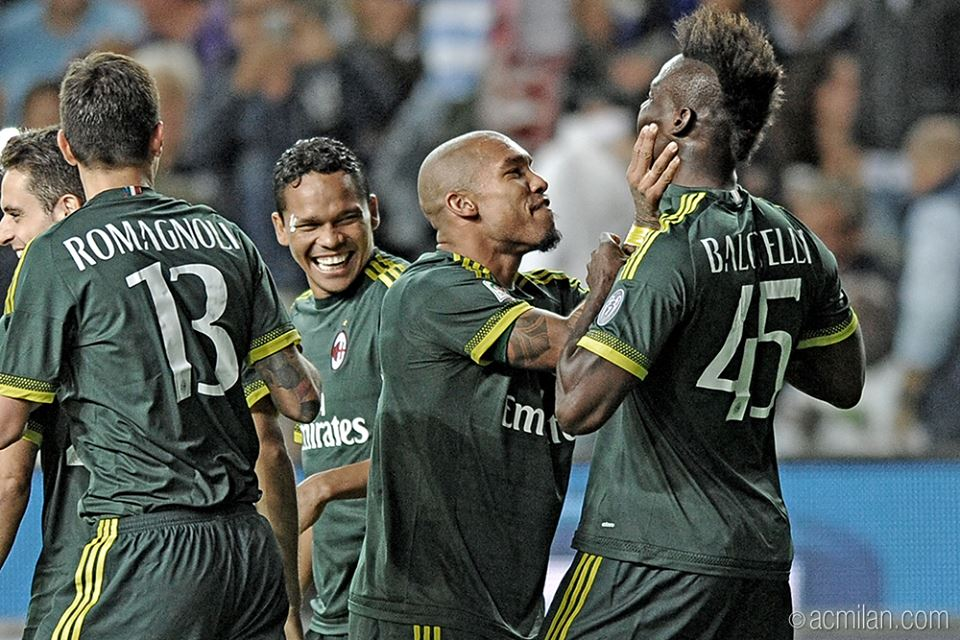 UdineseMilan 2-3