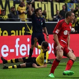 Adnan against Leverkusen adnanjanuzaj januzaj bvb
