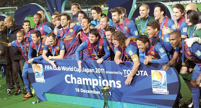 clubworldcup-Barca japan 2011