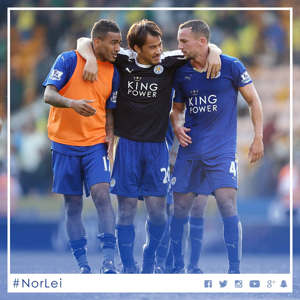 Get our verdict on a 2-1 win for lcfc against Norwich
