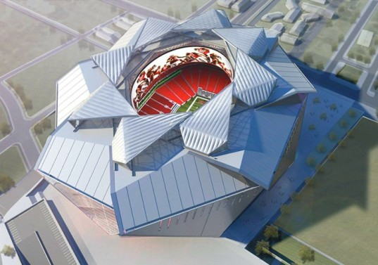 Atlanta United FC proposed stadium