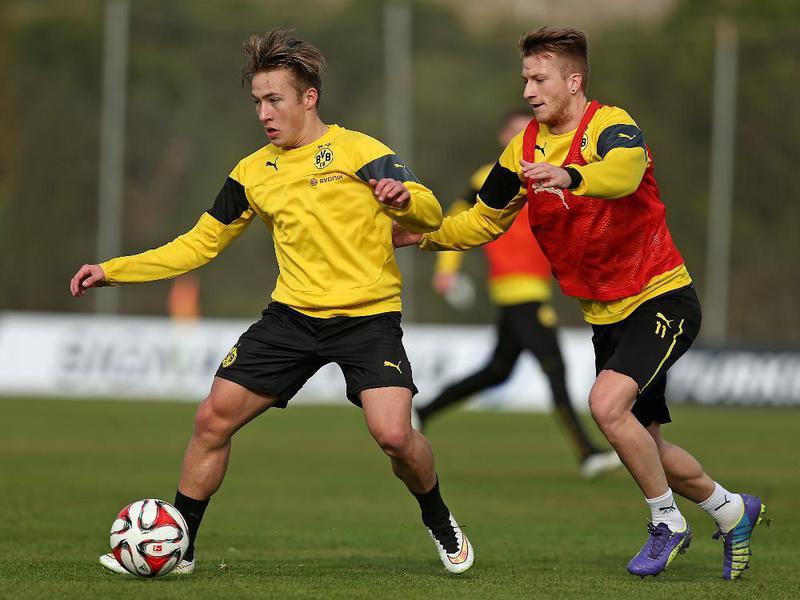 Felix Passlack bleibt bis 2018 bei Borussia Dortmund