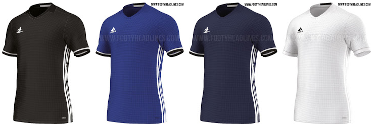 The Adidas Condivo 16 Jersey
