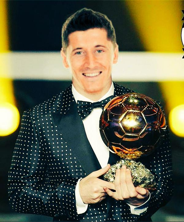 Lewandowski for Ballon dOr