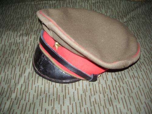 将校軍帽01