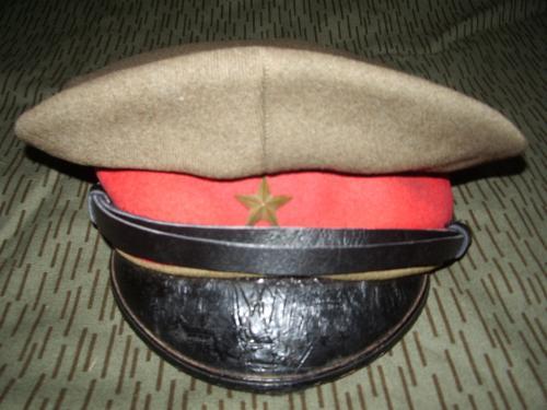 将校軍帽03