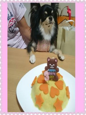 もあちゃんのお誕生日