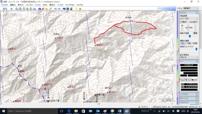日向山ハイキングコース