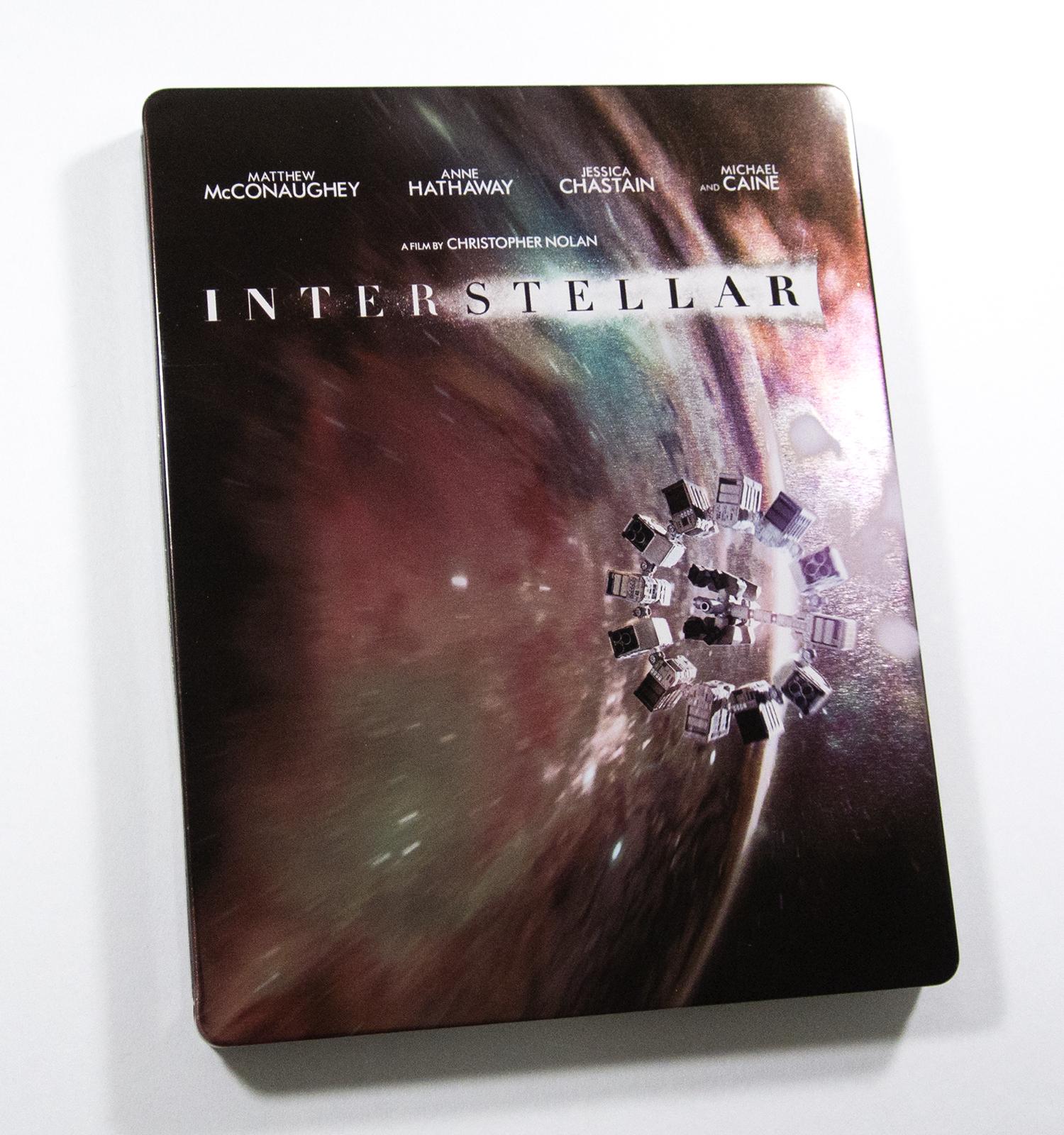 Interstellar HDzeta steelbook