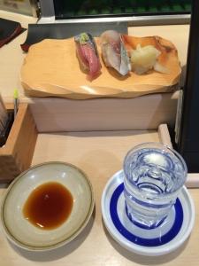空港立ち喰い寿司