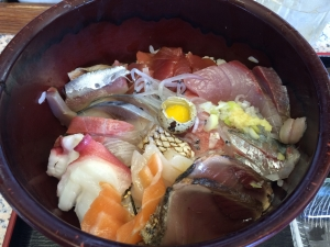 特選海鮮丼@八王子市場