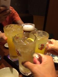 駒沢二次会