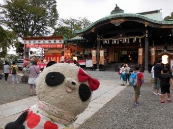 日枝神社の祭り