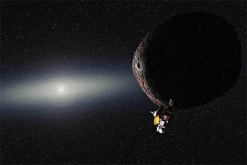 冥王星探査機ニューホライズンズ 次の目標天体が決定