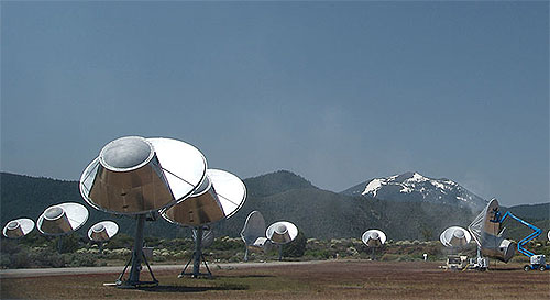 Chapter-566 次世代巨大望遠鏡は未完成で進行形 アレン・テレスコープ・アレイ