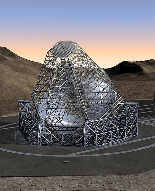 Chapter-566 次世代巨大望遠鏡は未完成で進行形 OWL望遠鏡