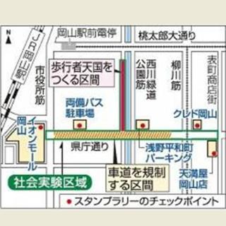 okayama 社会実験