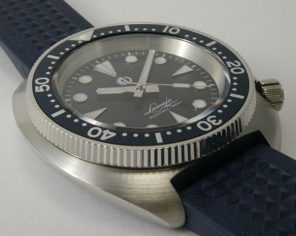 Athaya Vintage Lamafa Diver Watch A15