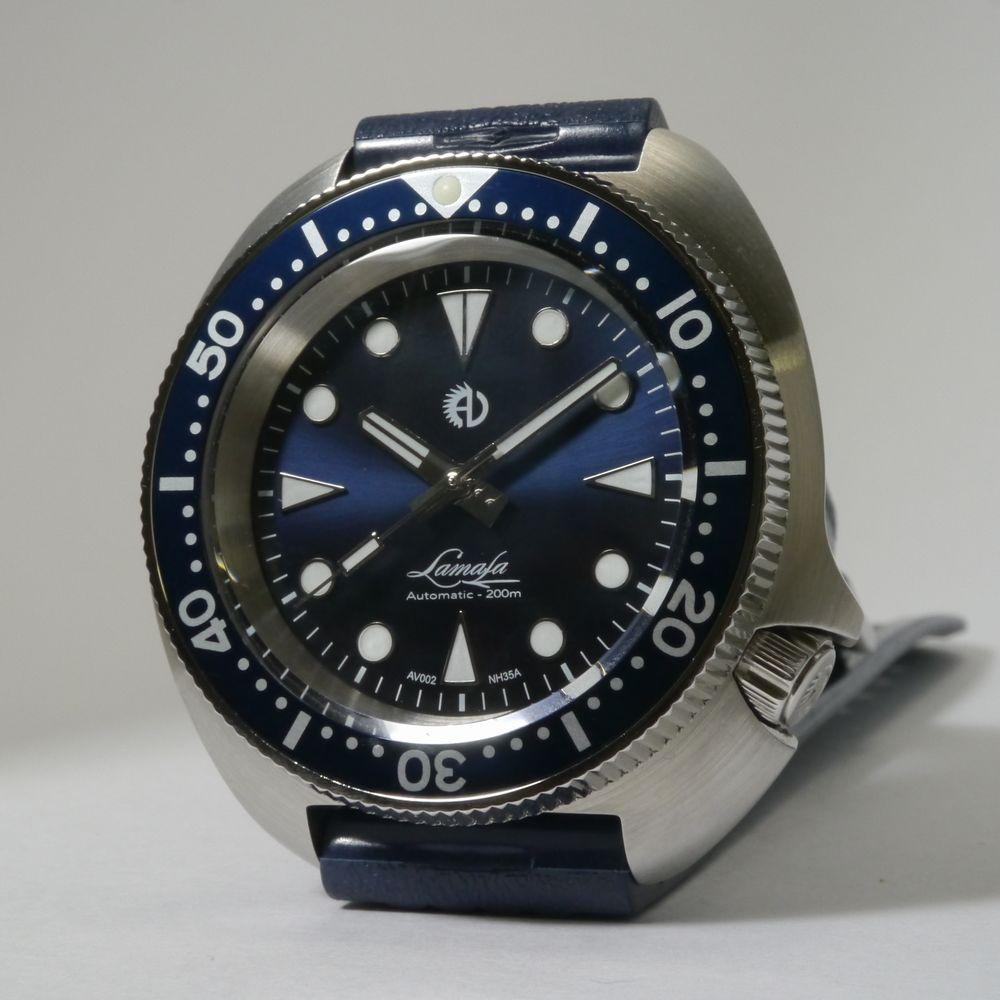 Athaya Vintage Lamafa Diver Watch A3
